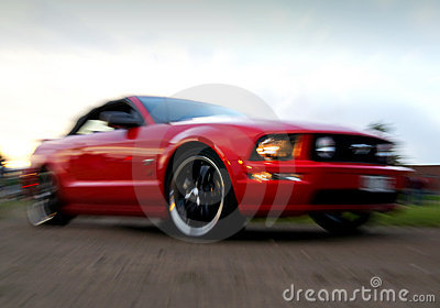 American Classic - Speeding by