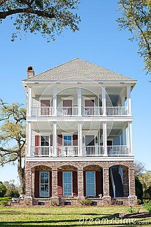 American Coastal Mansion