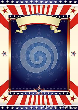 American cool flag
