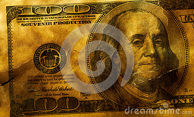American 100 dollars