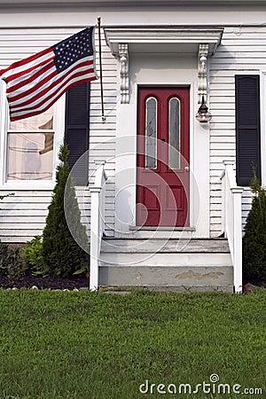 American Doorway
