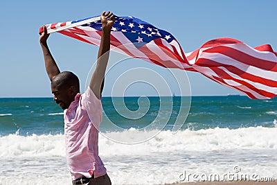 库存图片: 美国梦