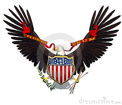 American Eagle Freedom Symbol Royalty Free Stock Photos ...