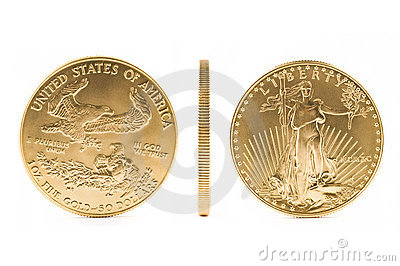 American eagle gold coin $50 pure gold 1 oz.