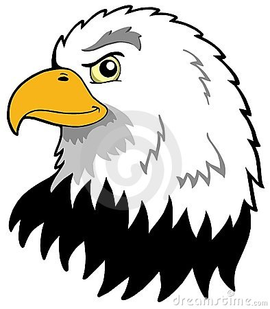 Free American Eagles Head Stock Images - 8378894