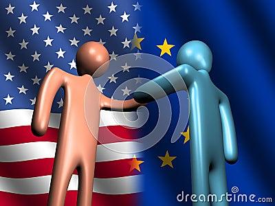 American EU meeting