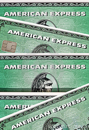 American Express Company Editorial Stock Image