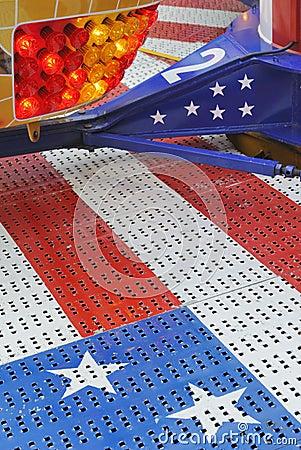American fairground