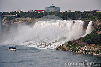 American Falls of Niagara Falls