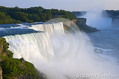 American Falls Overlook at Niagara