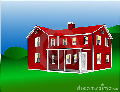 American Farmhouse 1