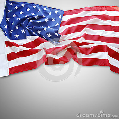 Free American Flag Stock Photography - 34998222
