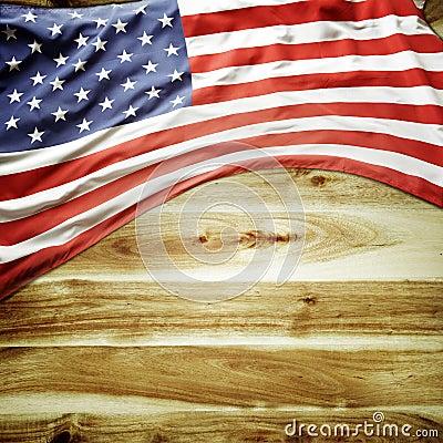 Free American Flag Stock Photo - 35532150