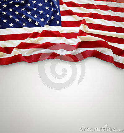 Free American Flag Stock Photography - 36083292