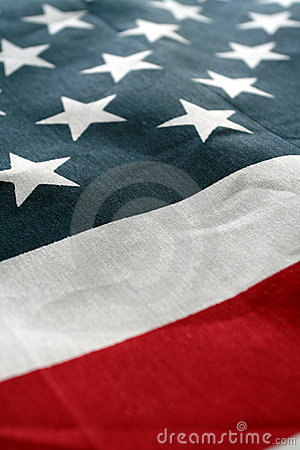 Free American Flag Stock Image - 806991