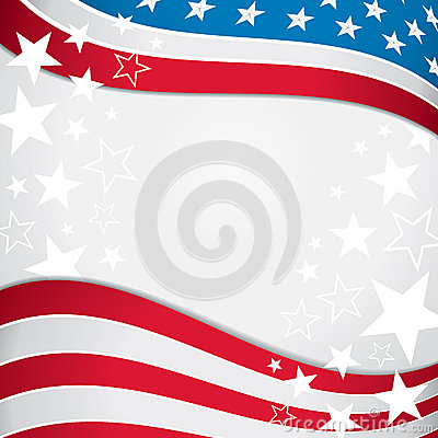 Free American Flag Background Stock Photography - 39317482