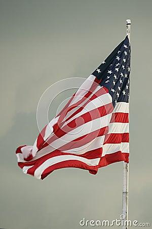 American Flag.