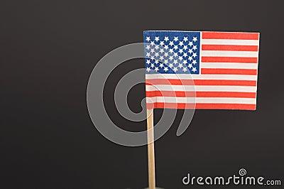 American Flag - Toothpick