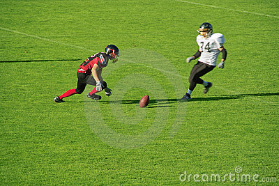 American Football Editorial Photography