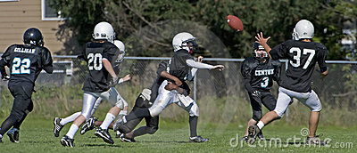 American Football 12 Editorial Stock Photo