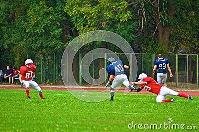 American football Editorial Photography