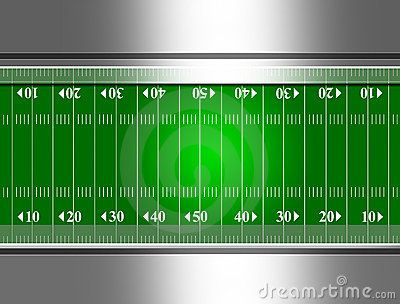 AMERICAN FOOTBALL FIELD BACKGROUND (click image to zoom)