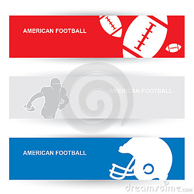 American football headers