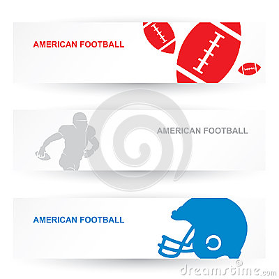 American football headers