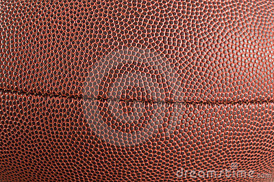 American football leather texture