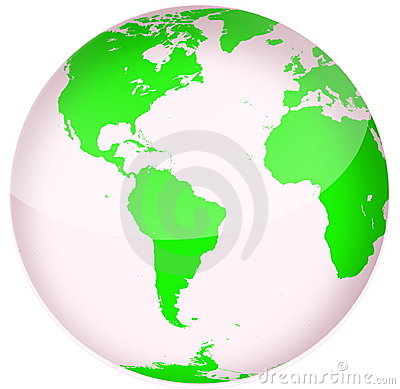 American green globe
