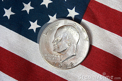 American Half Dollar Coin