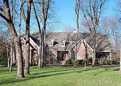American Home on Wooded Lot 46