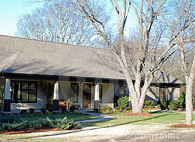 American Home on Wooded Lot 48
