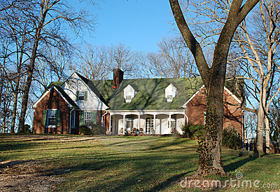 American Home on Wooded Lot 51