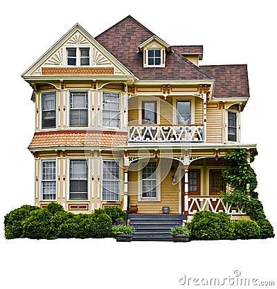 American house home