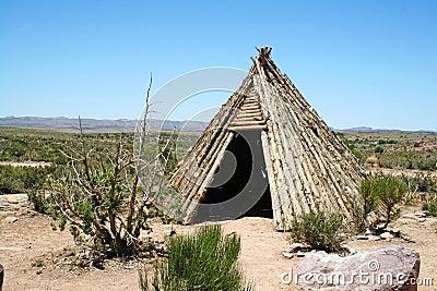 American Indian Teepee