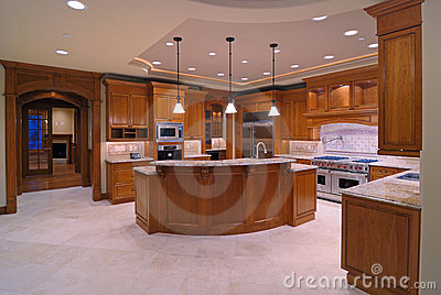American kitchens royalty free stock photos image 3660308 - Fotos de cocinas americanas ...