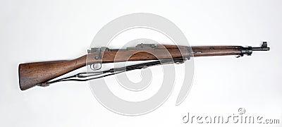 American M1903 Springfield rifle