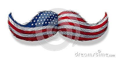 American Man Icon