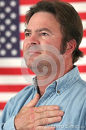 American Man Patriotic