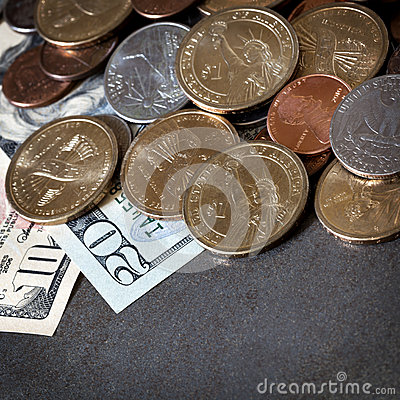 American Money over Slate