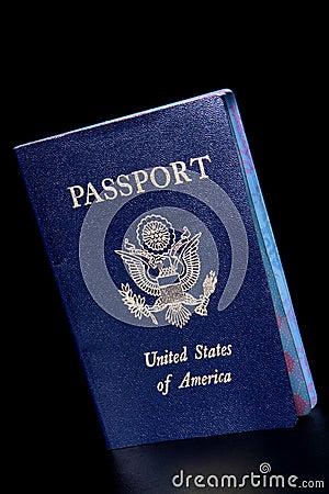 American Nationality Valid Citizenship US Passport