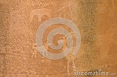 American-Native Petroglyp 1