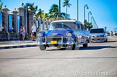 American Oldtimer in Cuba 3