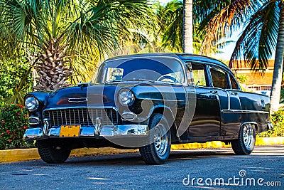 American Oldtimer in Cuba 2