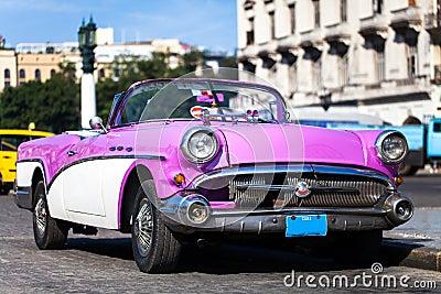 American Oldtimer in Cuba 4