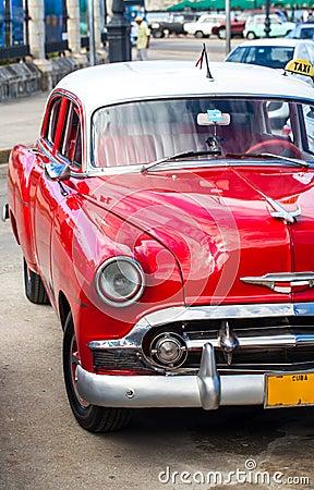 American Oldtimer in Cuba 6