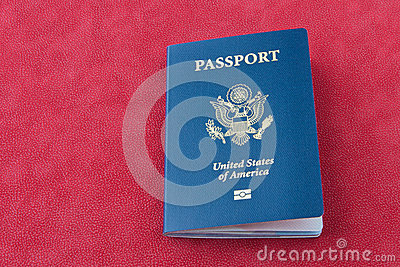 American Passport Royalty Free Stock Photos - Image: 29510928