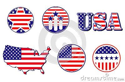 American patriotic symbols