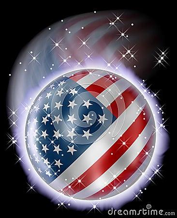American Planet Comet